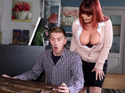 Brazzers HD: Antique Road Blow (Beau Diamond and Danny D)