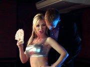 The Go-Go Heist Ho Starring Barbie Sins and Danny D - Brazzers HD