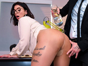 After-Hours Anal Featuring Ivy Lebelle - Brazzers HD