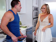 Tucker Stevens and Peter Green in My Friend's Hot Mom - Naughty America HD