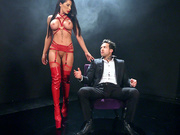 Red Hot Featuring Madison Ivy and Small Hands - Brazzers HD