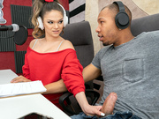 Turn On (The Radio) Starring Athena Faris and Ricky Johnson - Reality Kings HD
